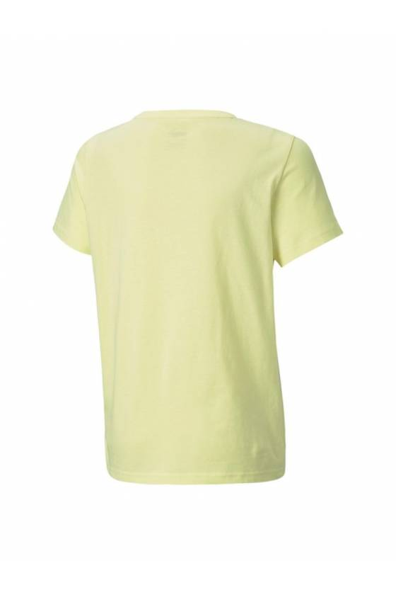 Alpha Graphic Tee B Yellow Pea SP2021
