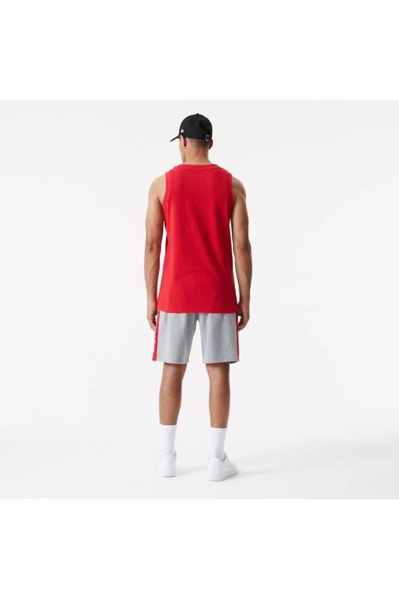 NBA SIDE PANEL SHORT CHI GREY MED SP2021