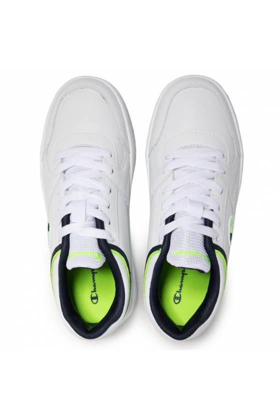 Low Cut Shoe REBOUND L WHT/NNY/SY SP2021