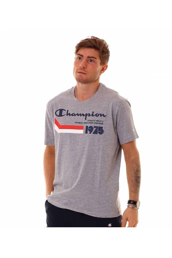 Camiseta Champion Athletic Gray - masdeporte