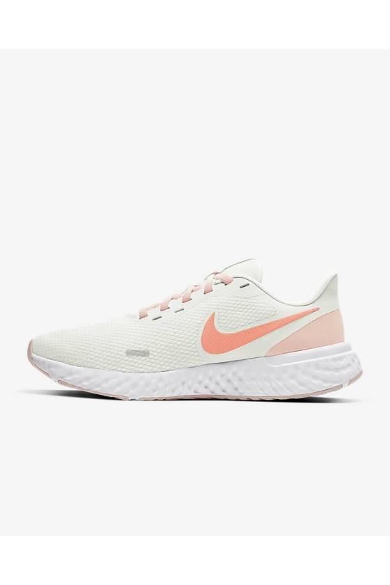 Zapatillas Nike Revolution 5 SUMMIT WHIT - masdeporte