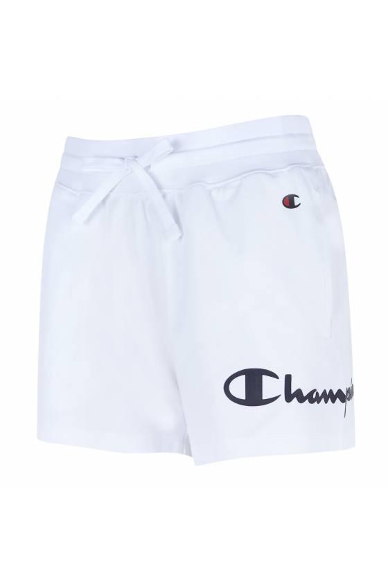 Bermudas Champions Shorts WHT - masdeporte