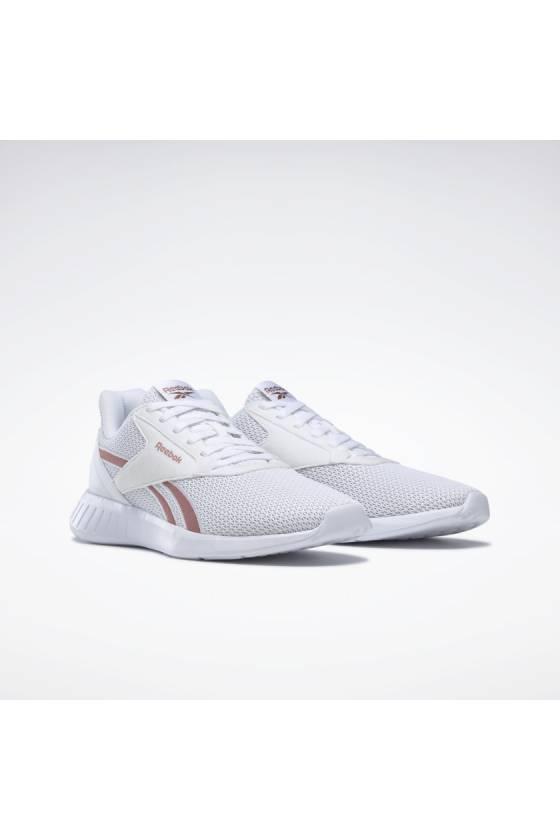 Zapatillas Reebok Lite 2.0 Blanco/Blush Metal - masdeporte