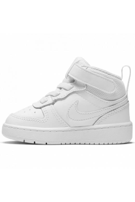 Nike Court Borough Mid WHITE/WHIT SP2021