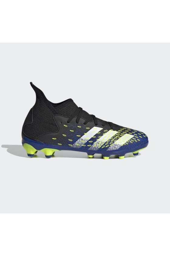 Botas de fútbol Predator Freak 3 Jr - FY0621 - masdeporte - msdsport