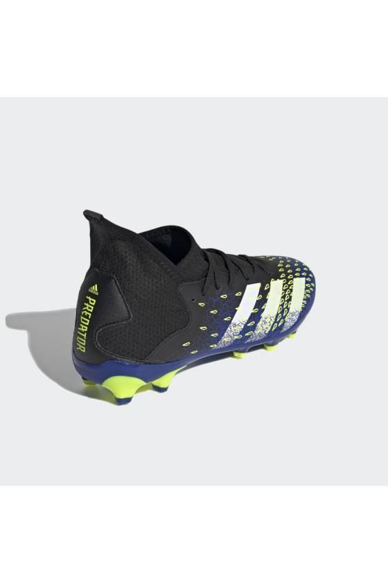Botas de fútbol para niño Predator Freak 3 Jr - FY0621 - masdeporte - msdsport