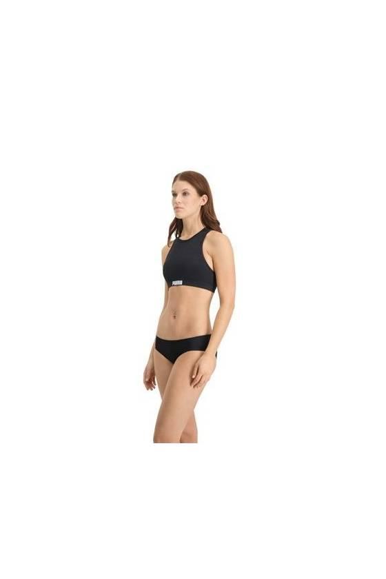 Bikini Braga Mujer Puma Swim Hipster 100001083-200 - msdsport - masdeporte