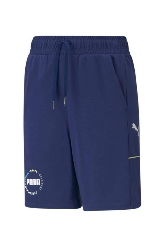 Alpha Jersey Shorts Elektro...