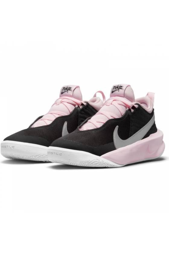 Zapatillas para niños Nike Team Hustle D 10 CW6735-003 - msdsport - masdeporte