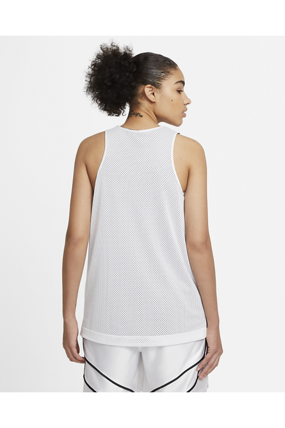 Camiseta reversible Basket Nike Swoosh Fly para mujer - DA5401-100 - msdsport -masdeporte