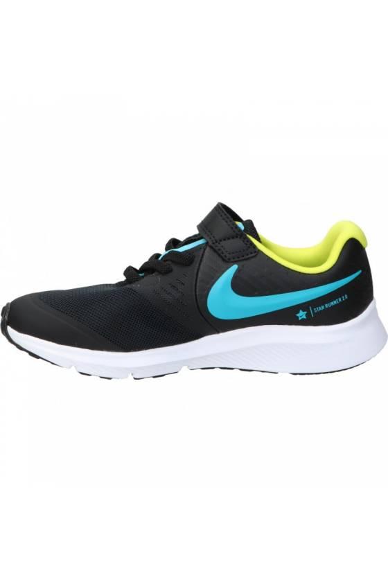 Zapatillas para niños Nike Star Runner 2 - masdeporte