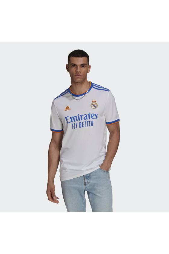 Camiseta Adidas Real Madrid 21/22 - msdsport - masdeporte