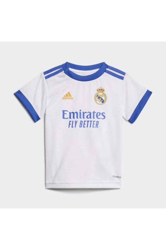 Miniconjunto Adidas Baby Real Madrid 21/22 - msdsport - masdeporte