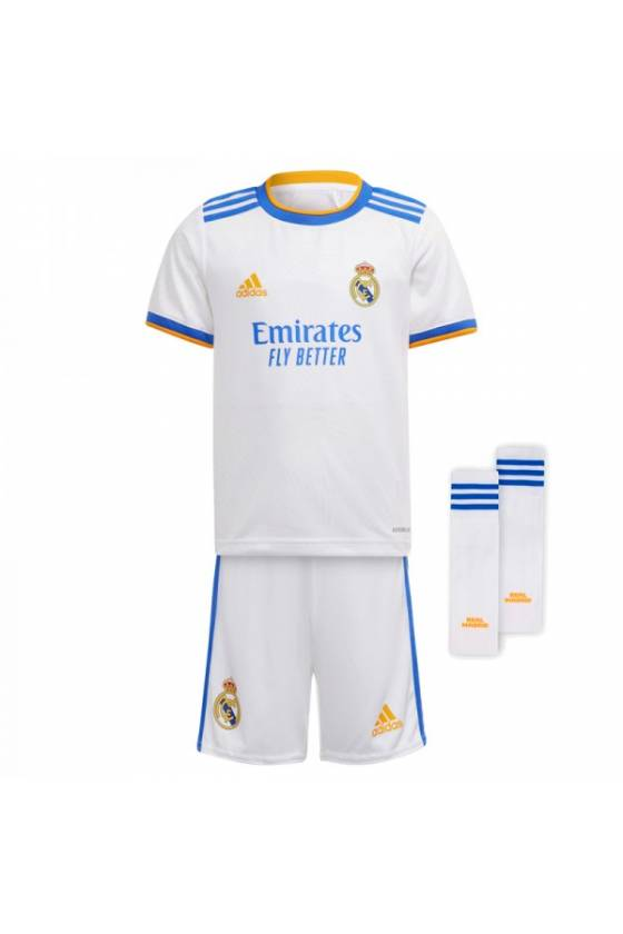 Minikit bebé-infantil Real Madrid 21/22 - msdsport - masdeporte