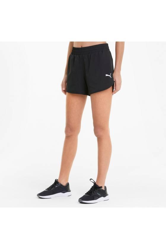 "Active 4"" Woven Shorts Puma Black SP2021"