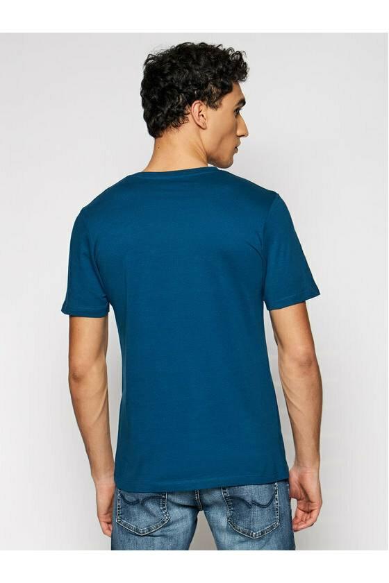 Camiseta para hombre Jack&Jones 12188601-BLUE  - msdsport - masdeporte