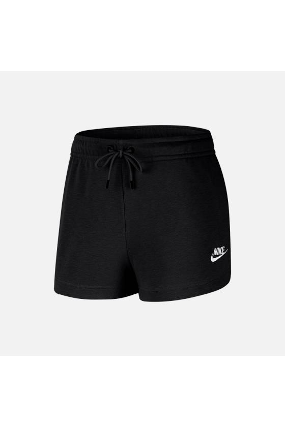 Pantalón corto Nike Sportswear Essential de Tejido French - Msdsport