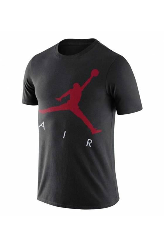 Camiseta Nike Jordan Jumpman Air HBR BLACK/GYM