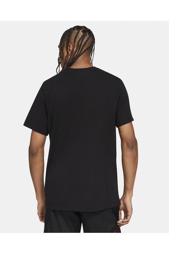 Camiseta Nike Jordan Jumpman Air HBR - black - Msdsport by Masdeporte