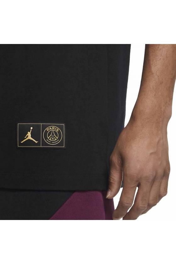 Paris Saint-Germain Logo BLACK SP2021