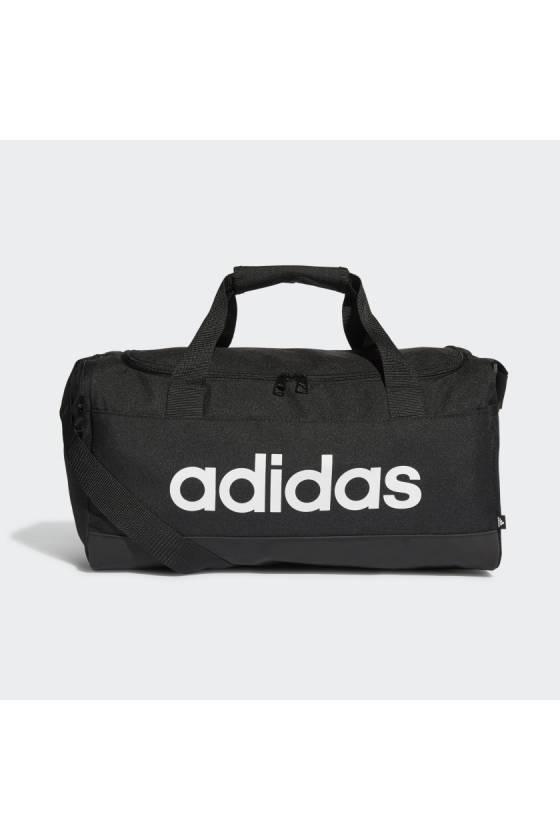 Bolsa de viaje Adidas extrapequeña Essentials Logo - Negro - Msdsport by Masdeporte