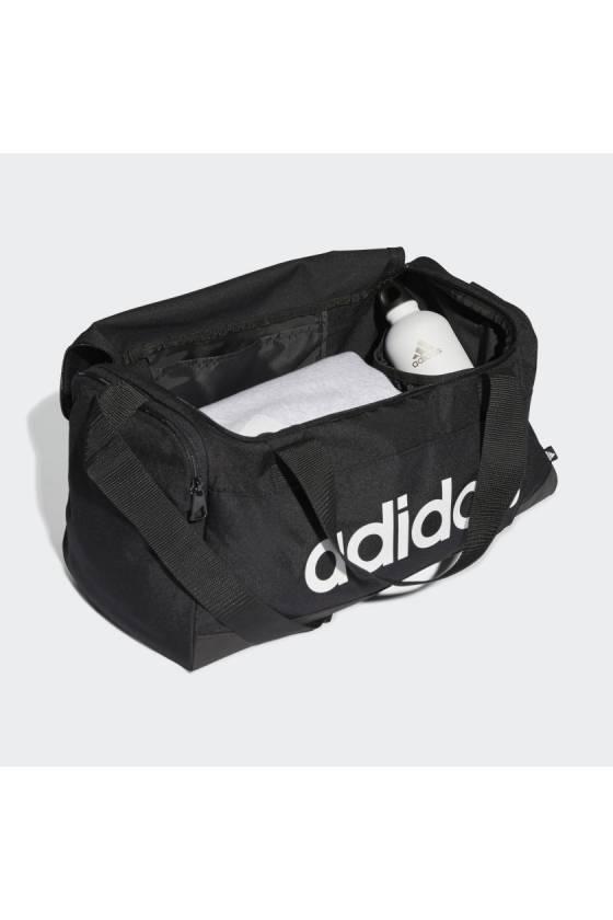 Bolsa de viaje Adidas extrapequeña Essentials Logo - 24,95 € - Negro - Msdsport by Masdeporte