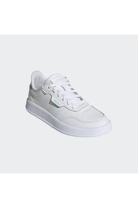Zapatillas Adidas para mujer Courtphase FZ2952 - msdsport -masdeporte