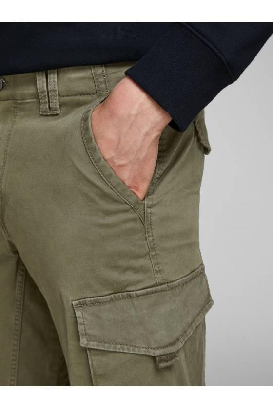 Pantalones Jack and Jones Paul flake cargo trousers - Msdsport by Masdeporte