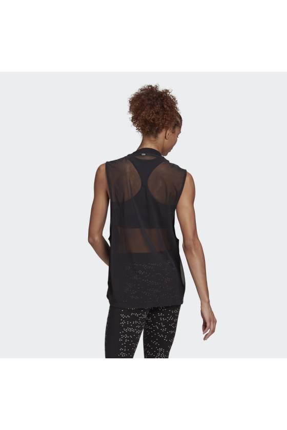 Camiseta Adidas sin mangas mujer GL9472 - msdsport - masdeporte