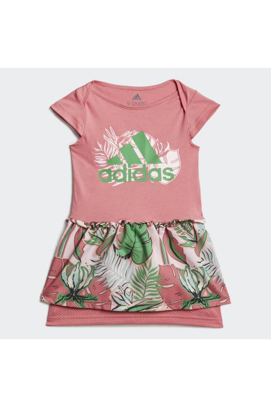 I Flower Dress ROSBRU/ROS...