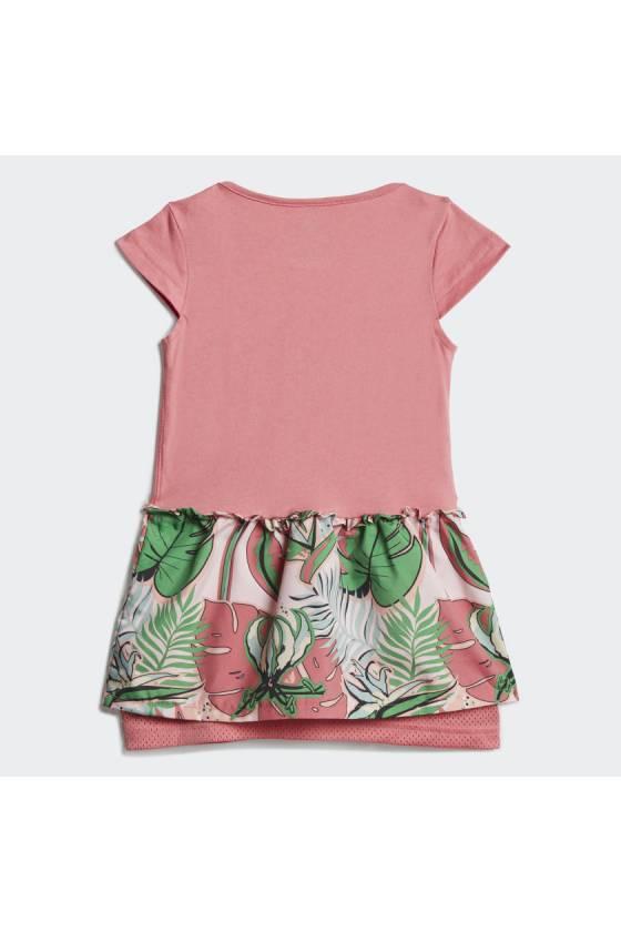 I Flower Dress ROSBRU/ROS SP2021