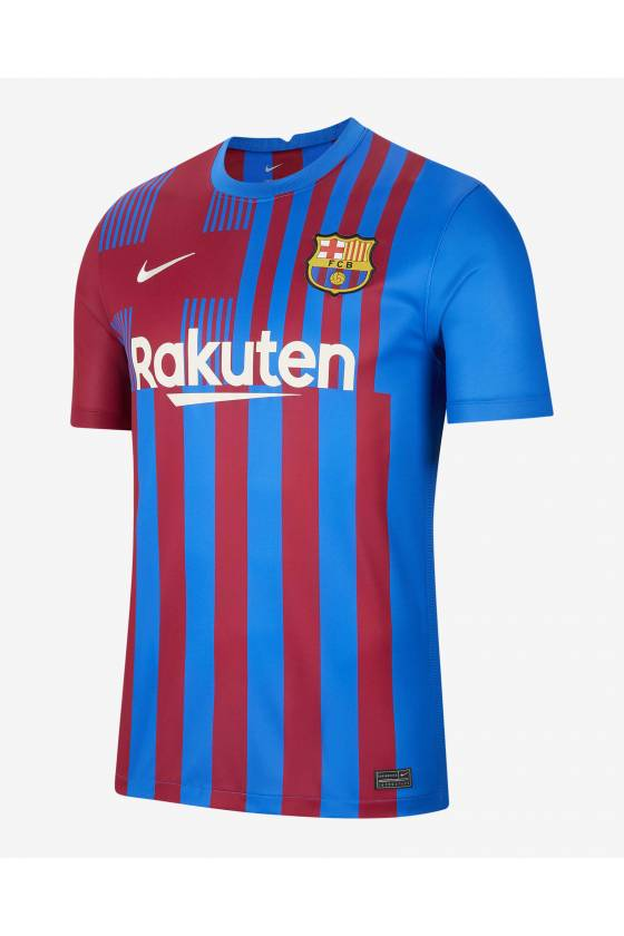 Camiseta FC Barcelona 2021/22 - msdsport - masdeporte