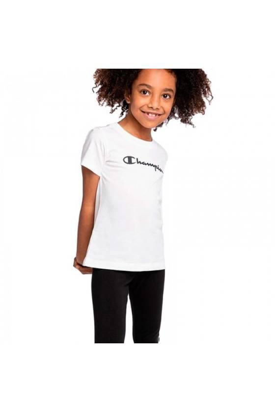 Camiseta Champion de niña Classic American -  Msdsport by Masdeporte