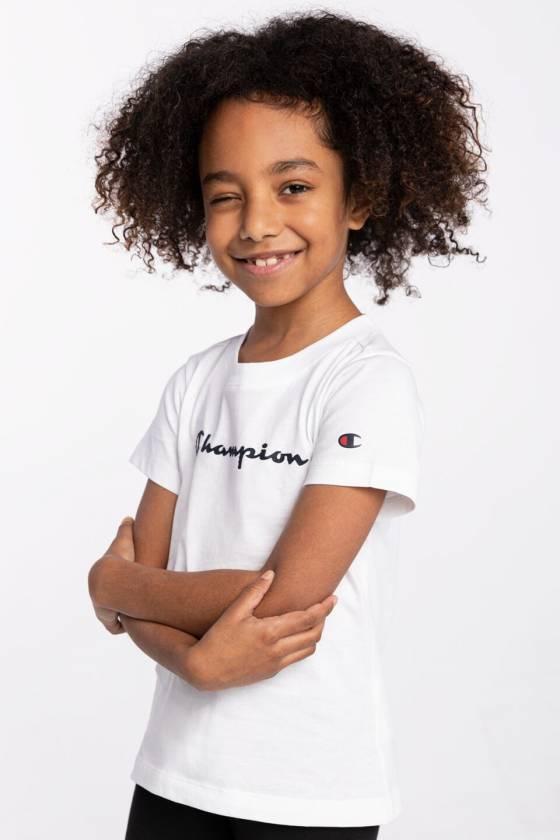 Crewneck T-Shirt WHT SP2021