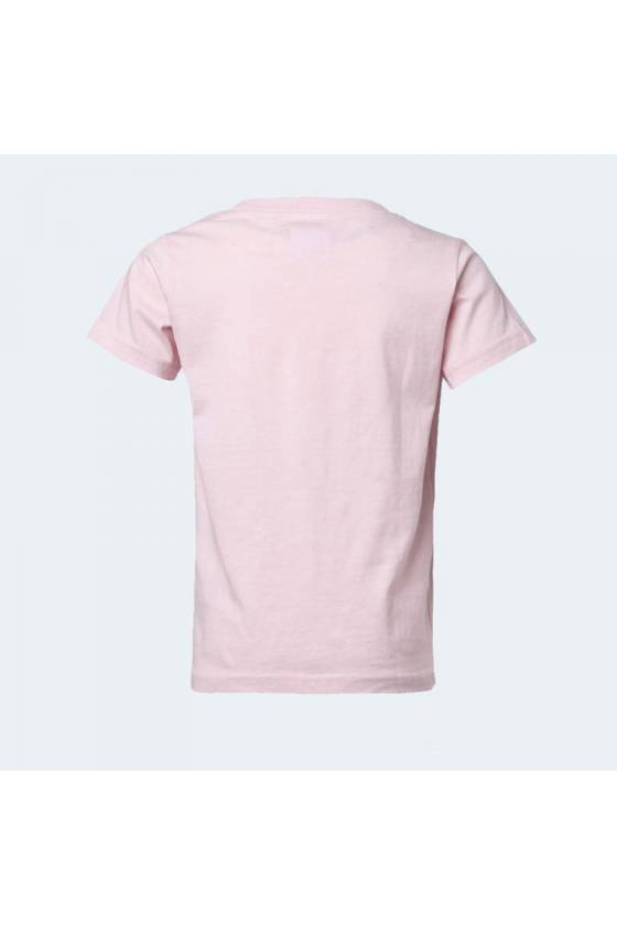 Camiseta Champion de niña American Classic - Rosa - Msdsport by Masdeporte
