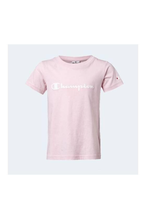 Camiseta Champion de niña American Classic - Msdsport by Masdeporte