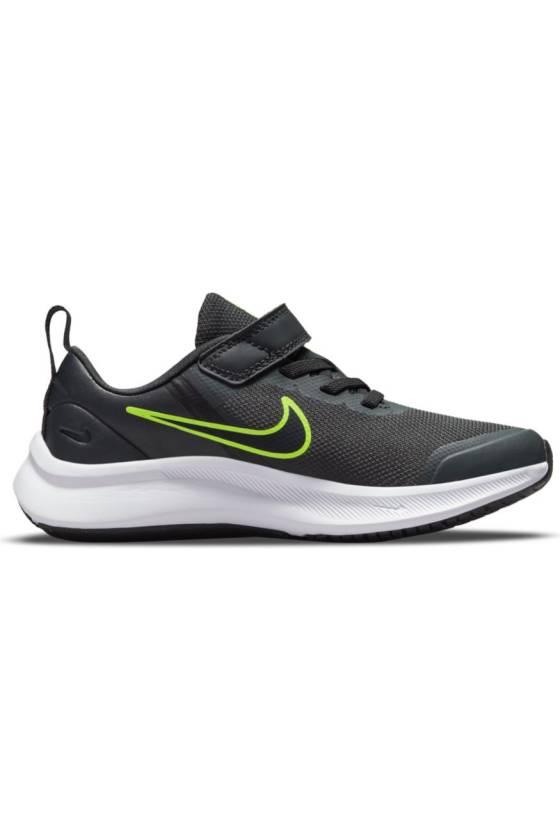 Nike Star Runner 3 BLACK OR G FA2021
