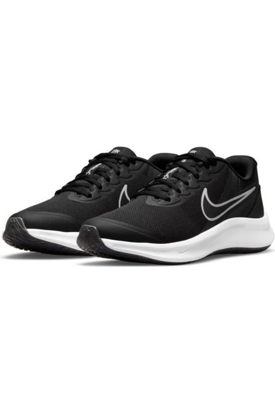 Zapatillas para niños Nike Star Runner 3 DA2776-003 - msdsport - masdeporte