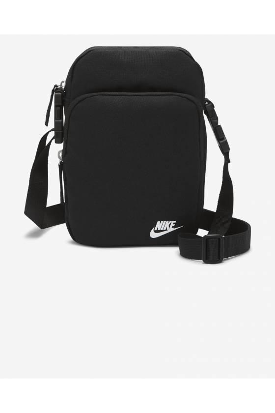 Bolsa/Bandolera Nike Heritage black - Msdsport by Masdeporte