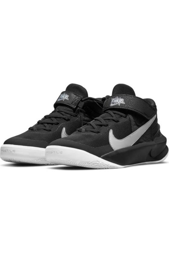 Zapatillas para niños Nike Team Hustle D 10  DD7303-004 - msdsport - masdeporte