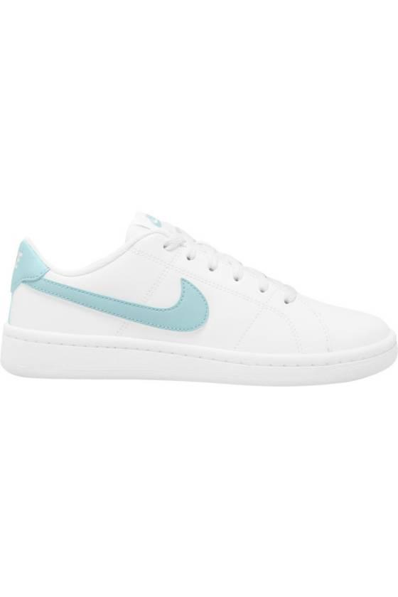 Zapatillas de mujer Nike Court Royale 2 CU9038-104 - msdsport - masdeporte