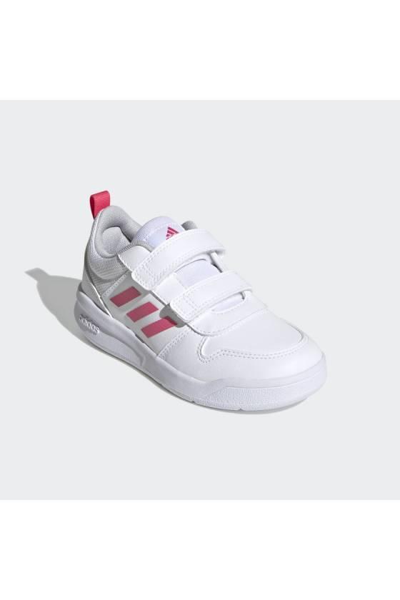 Zapatillas Adidas Tensaur para niños - Real Pink - Msdsport by Masdeporte