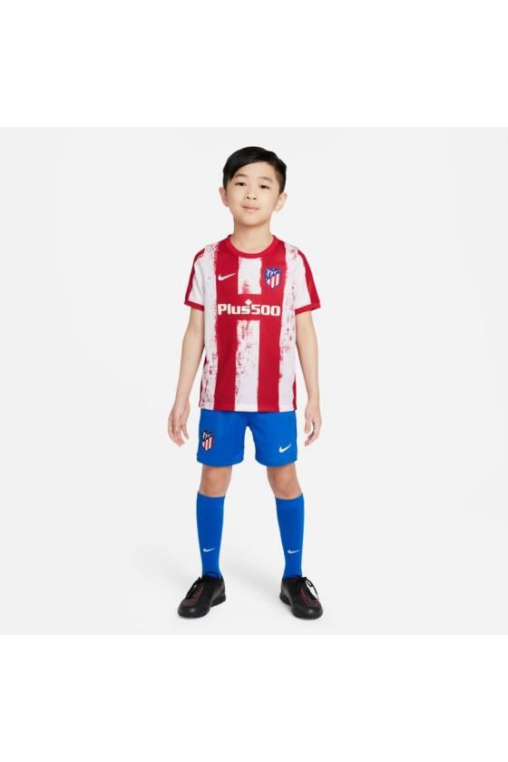 Equipación para niños Atlético Madrid 2021/22 CV8262-612 - msdsport - masdeporte
