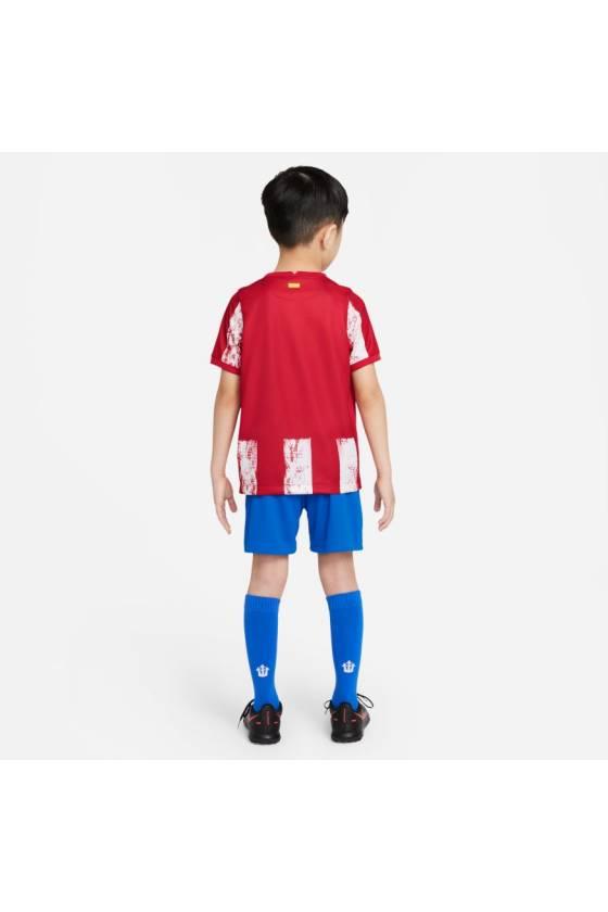 Atlético Madrid 2021/22 Home RED FA2021