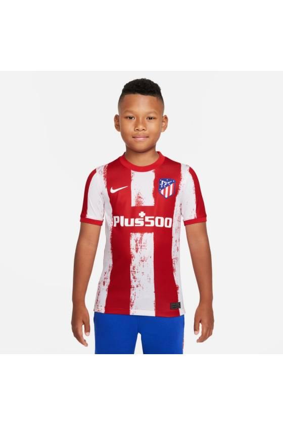 Camiseta Nike JR Atlético de Madrid 21/22 CV8214-612 - msdsport