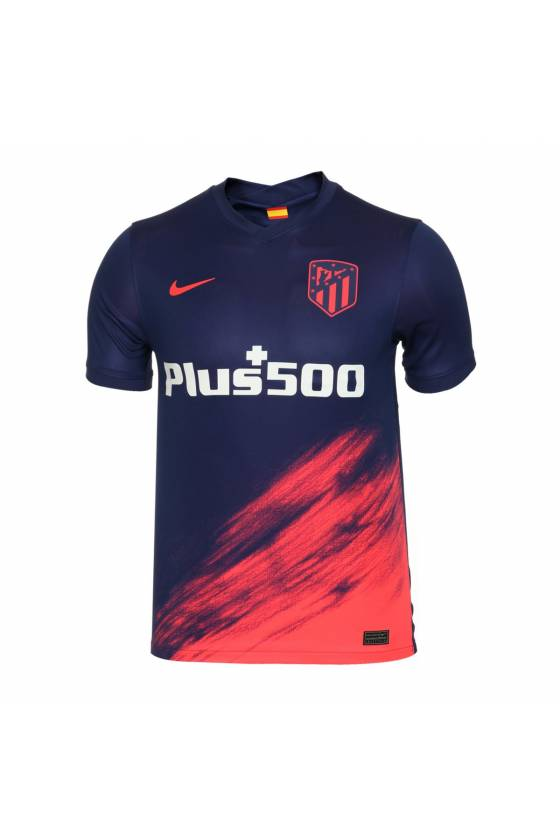 Camiseta Nike Atlético de Madrid Visitante 21/22 CV7881-422 - msdsport