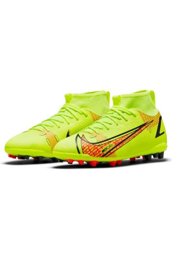 Botas de futbol para niños Nike Jr. Mercurial Superfly CV0732-760 - msdsport - masdeporte