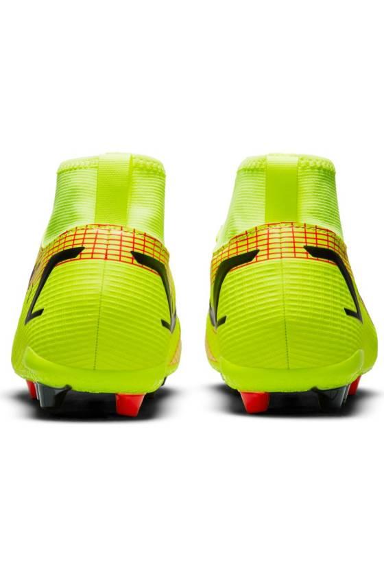 Botas de futbol para niños Nike Jr. Mercurial Superfly 8 CV0732-760 - msdsport - masdeporte