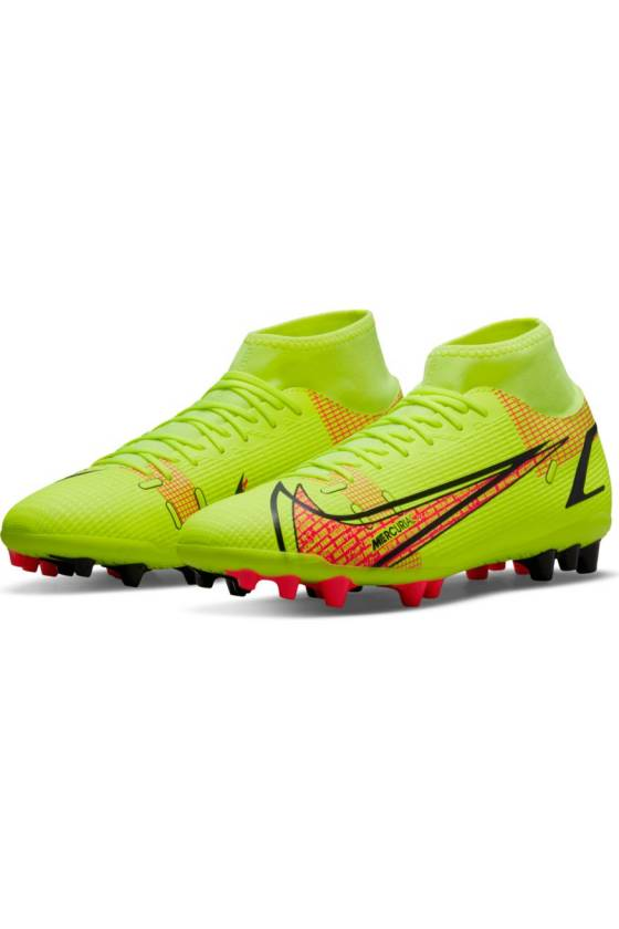 Botas de fútbol adulto Nike Mercurial Superfly 8  CV0842-760 - msdsport