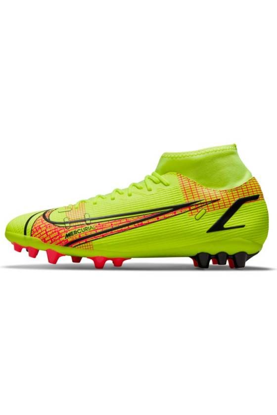 Botas de fútbol adulto Nike Mercurial Superfly 8